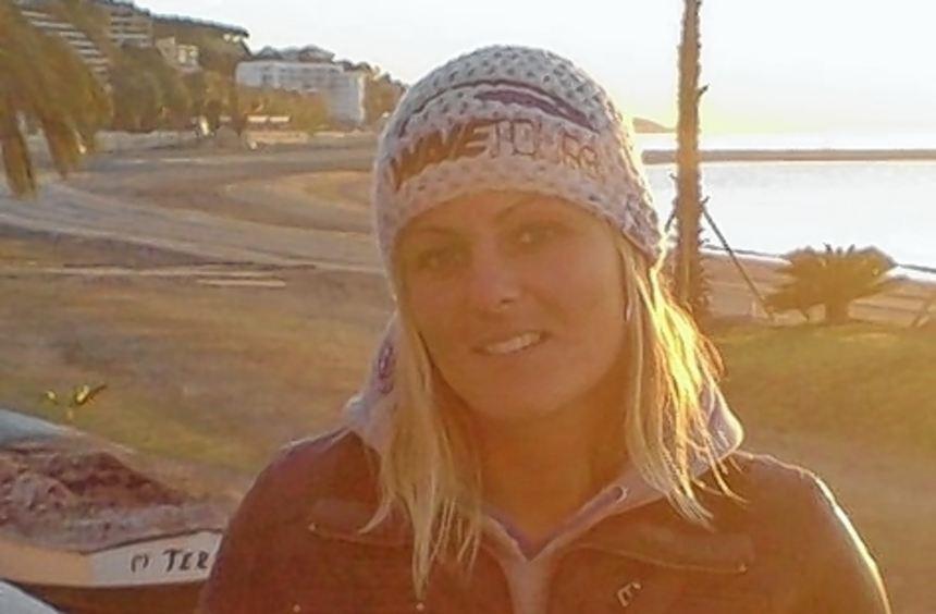 Surft seit 16 Jahren: Titelgewinnerin Daniela Cramer.