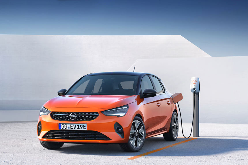 "mid Groß-Gerau - Der Opel Corsa - hier die Elektroversion Corsa-e, ist der ""Best Buy Car of Europe in 2020"""