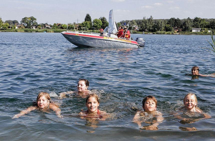 Bibliser Ferienspiele: Wer bei der Abschlussveranstaltung am 4. August am Riedsee teilnehmen ...