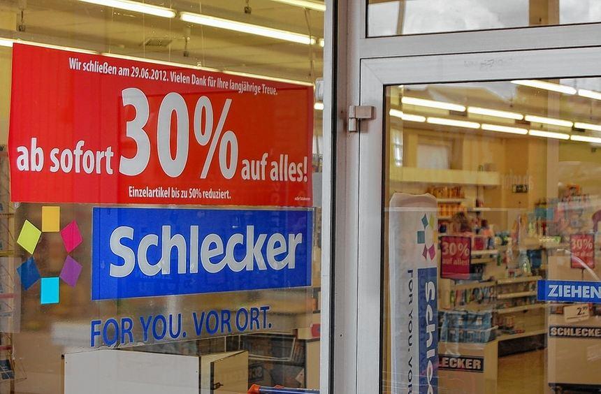 Wie alle Schlecker-Filialen im Landkreis schließt auch der Markt in Walldürn am 29. Juni. Eine ...