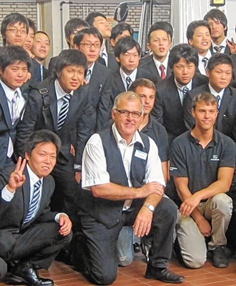 Japaner kennenlernen deutschland