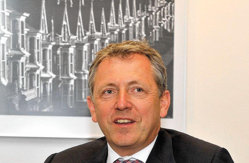 Ist mit dem Herz immer noch Bürgermeister der Kultur: Mannheims OB Peter Kurz im Gespräch mit dem ...