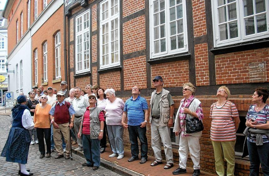 Das niedersächsische Stade ist eine der Städte, die der evangelische Kirchenchor bei seiner ...