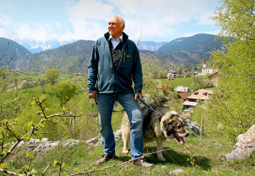 Ein Pionier für Ökotourismus in den Karpaten: Herrmann Kurmes