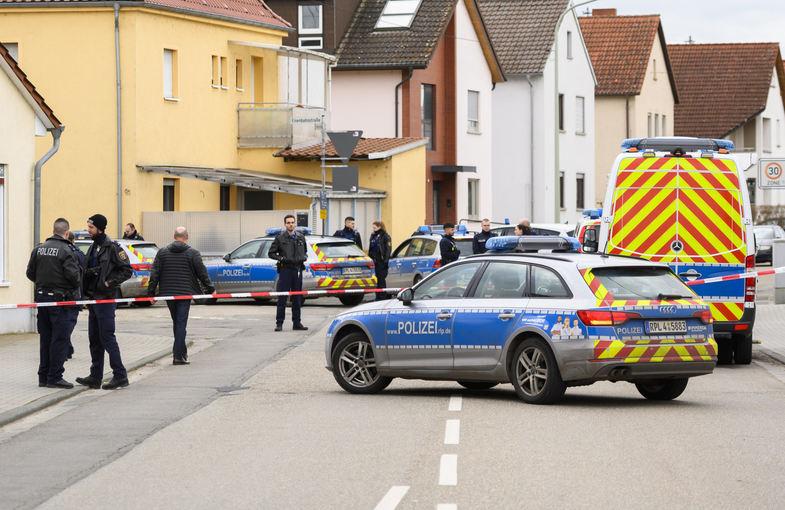 Es gebe keine Hinweise auf einen terroristischen Hintergrund, betonen die Beamten.