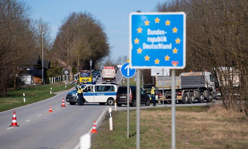 österreich Grenzen Dicht