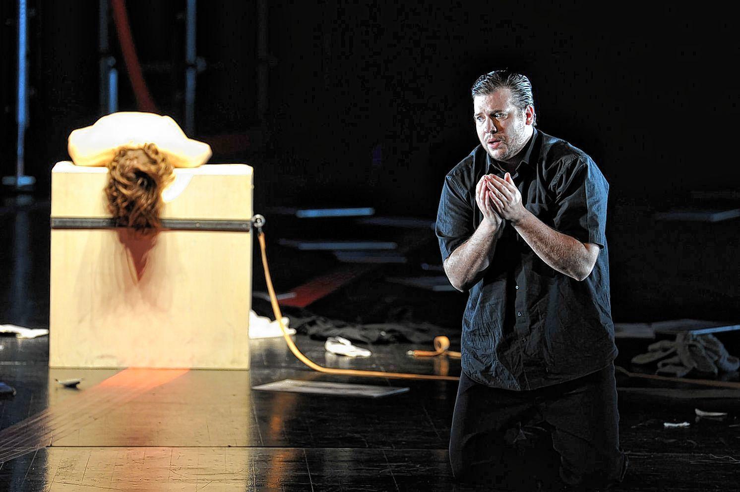 Mannheims tenor prinz jetzt als kaiser kultur nachrichten morgenweb - Herbergt s werelds spiegelt ...