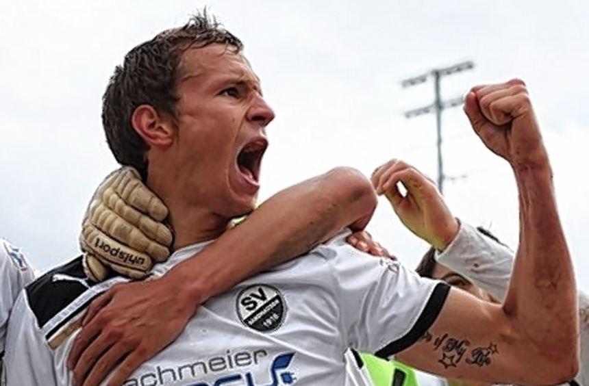 Am 5. August soll beim SVS gegen Frankfurt wieder gejubelt werden.