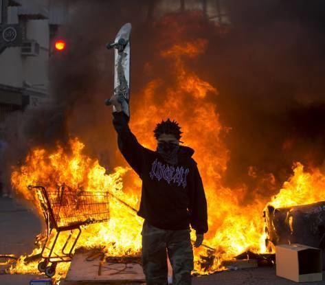 Proteste in den USA: Trump droht mit Militäreinsatz