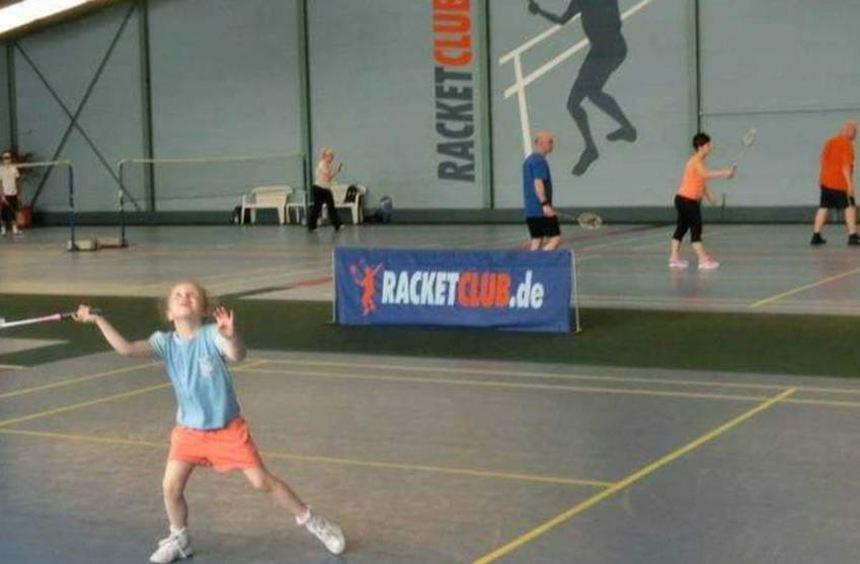 Ihre Liebe zu Badminton entdeckte sie in Schwetzingen - Schwetzinger Zeitung / Hockenheimer Zeitung