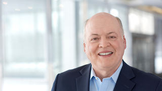 mid Groß-Gerau - Ford-Chef Jim Hackett (65) geht in den Ruhestand.