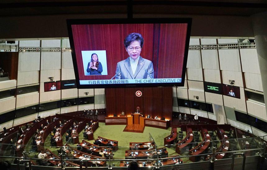 Urteil gegen Demokratie-Aktivisten Wong erwartet