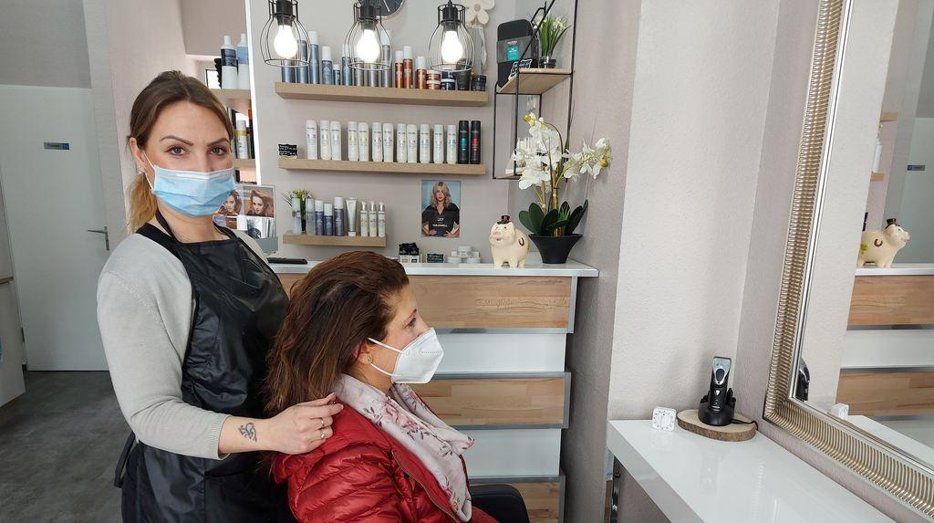 Ohne mannheim oben friseur Friseur Preise