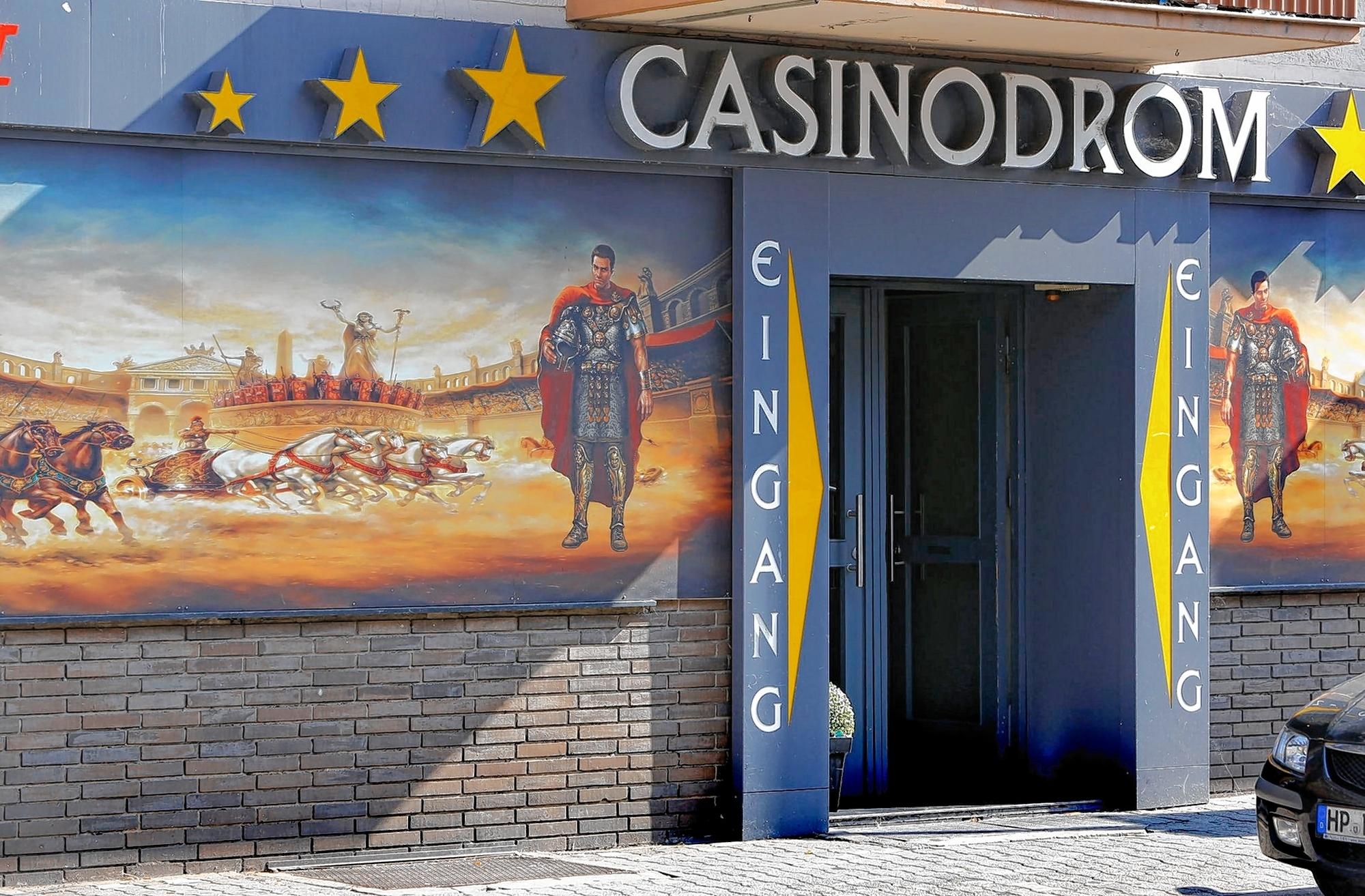 Casino Uberfall Mannheim