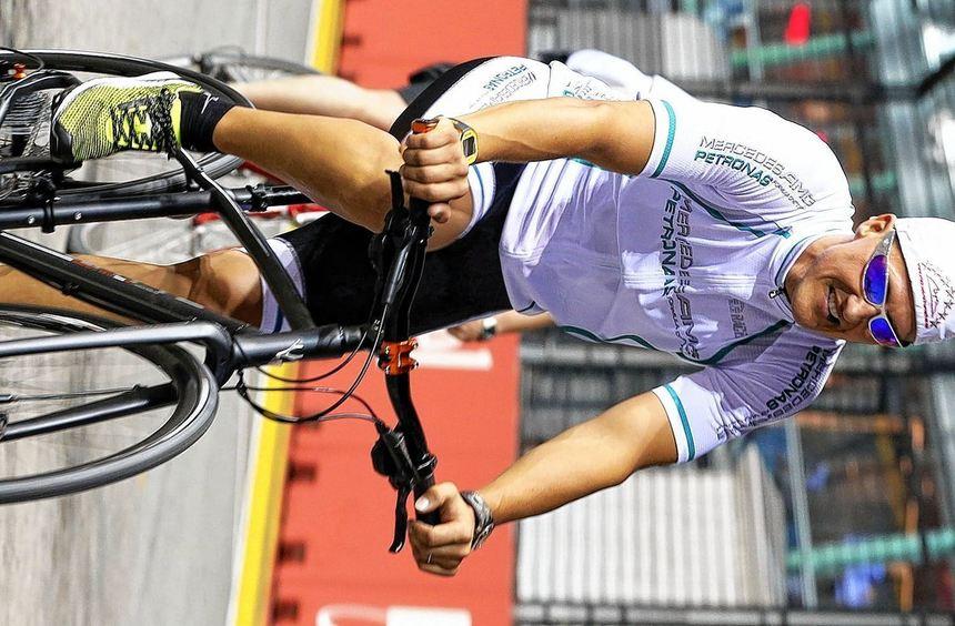 Radfahren wird es bei Michael Schumacher auch weiterhin nur aus Fitnessgründen geben, seine ...