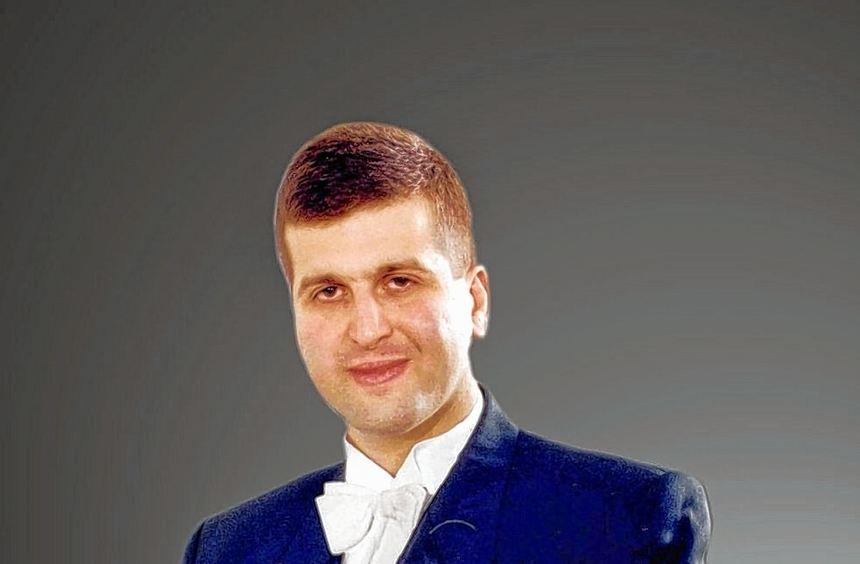 Einstiges Wunderkind: Dmitri Sgouros.