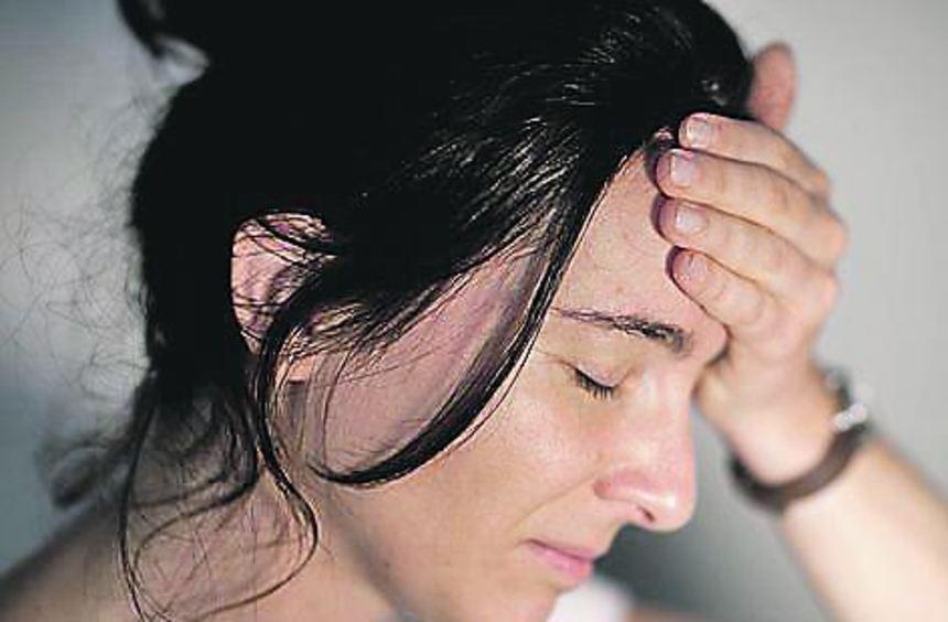 Kopf- und Rückenschmerzen sind weit verbreitet.