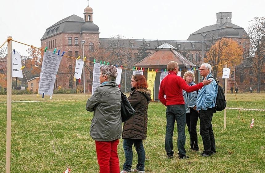 Nachdem bereits etliche Kulturveranstaltungen auf dem Gelände stattgefunden hatten, durften sich ...