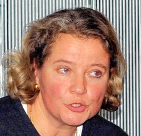 <b>Ute Hübner</b> ist Inhaberin der Genussagentur. - image