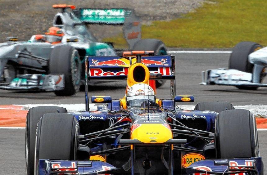 Sebastian Vettel bei seinem letzten Rennen auf dem Nürburgring. Derzeit ist völlig unklar, wo das ...