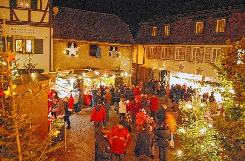 Vom 30. November bis 2. Dezember findet in Creglingen wieder der Weihnachtsmarkt statt.
