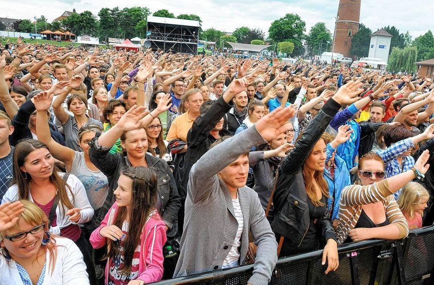 Beim Auftritt von Jan Delay im Juli herrschte Partystimmung auf der Festwiese in Ladenburg. Welche ...