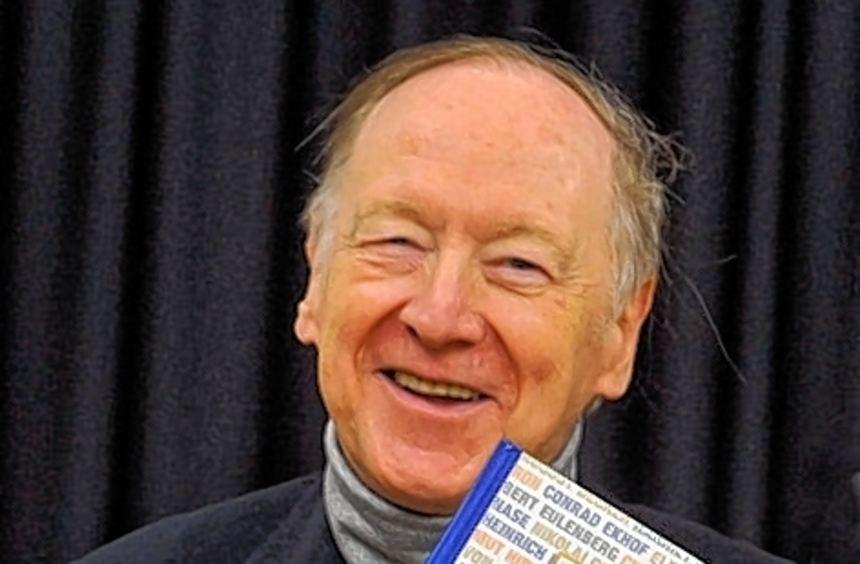 Beobachter seiner Stadt: Joachim Hemmerle.