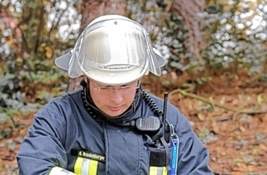 Die Brandmeldeanlage verhinderte Schlimmeres.