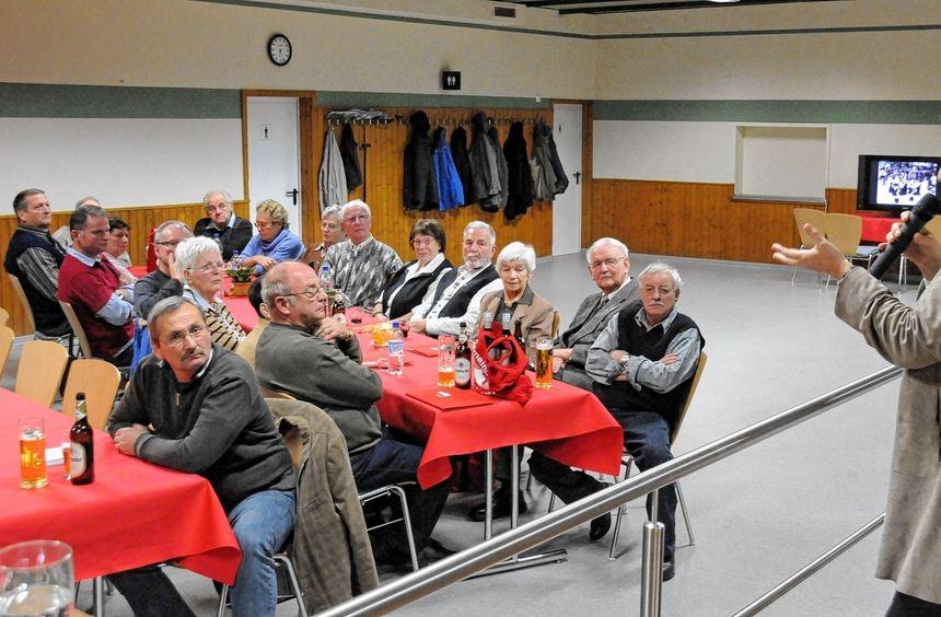 Die Bundestagsabgeordnete Brigitte Zypries war zur Feier des 40-jährigen Bestehens der SPD Lautern ...