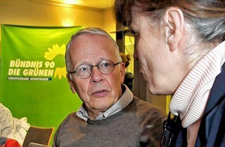 Tom Koenigs im Gespräch mit Evelyn Berg.