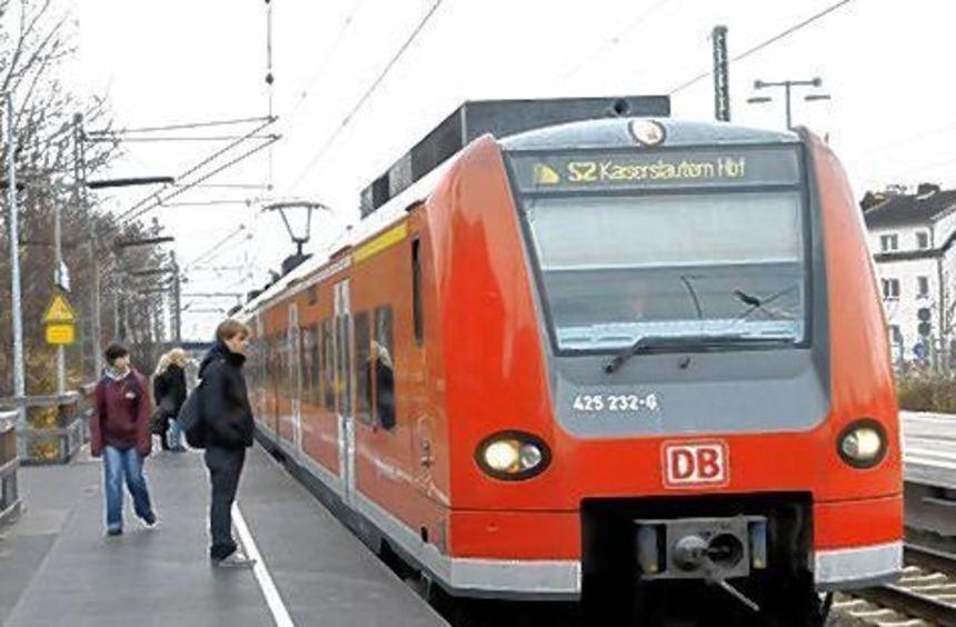 Wo sollen künftig mehr S-Bahnen halten? Darüber wird diskutiert.