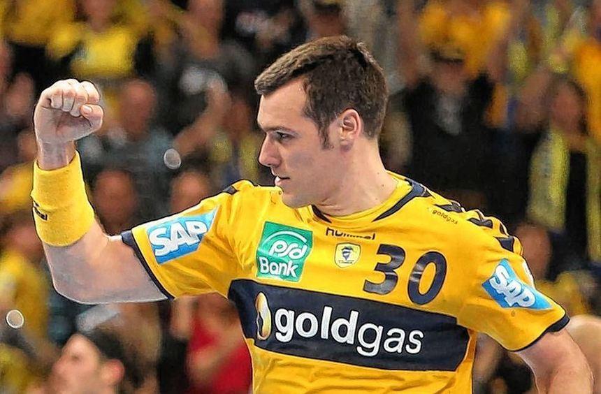 Gedeón Guardiola verstärkte die Abwehr und erzielte drei Treffer.