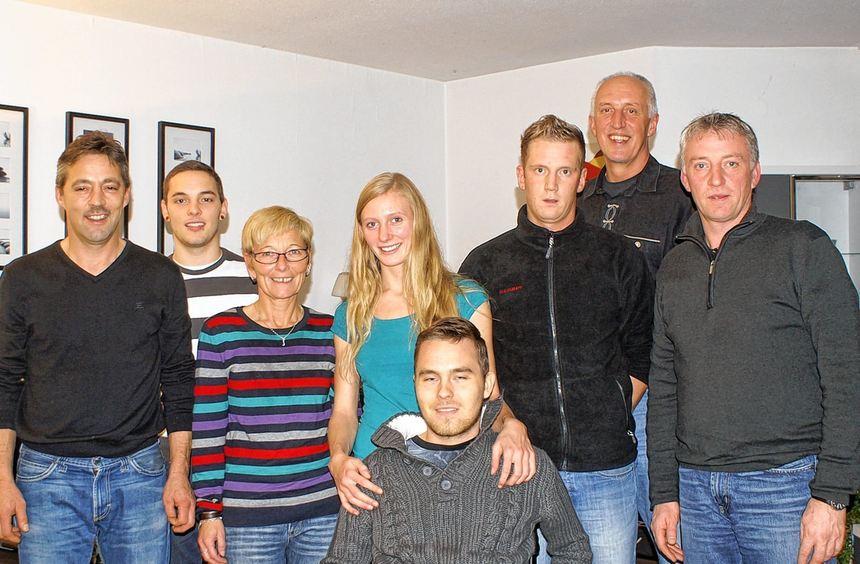 Das Schicksal des 19-jährigen Großeicholzheimer Fußballers Johannes Galm, der seit einem Badeunfall ...