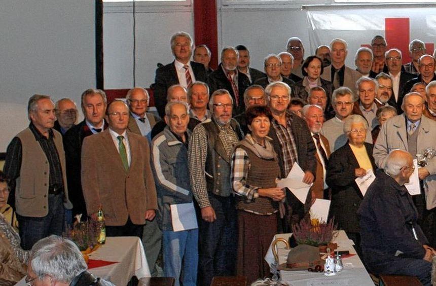 Die Fördermitglieder des DRK wurden bei einer Veranstaltung in Tauberbischofsheim geehrt.