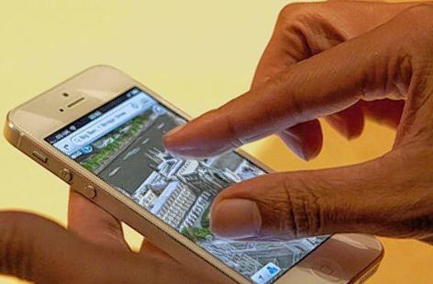 Moderne Handys sind heute schon Alleskönner.