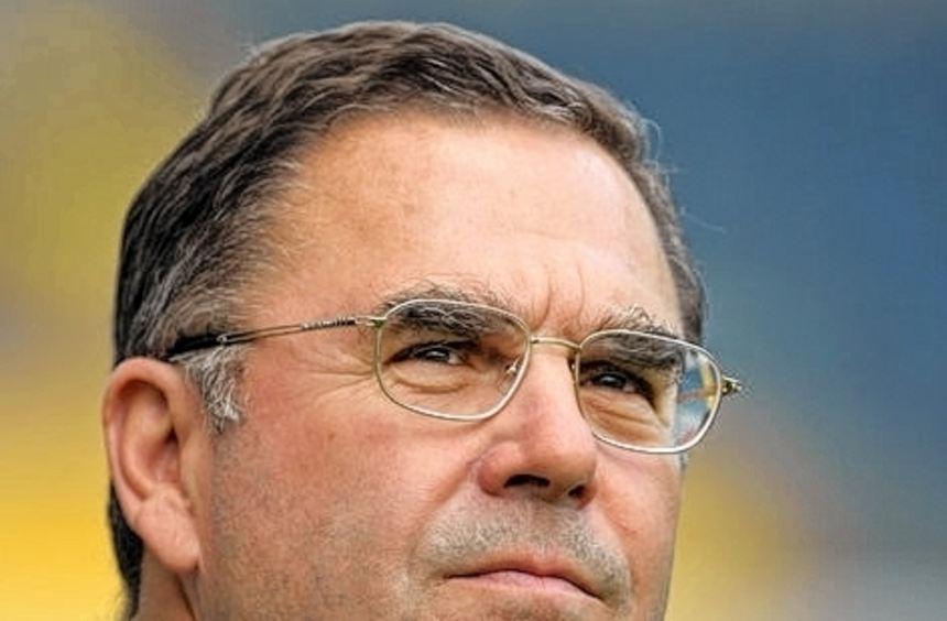 Walter Hellmich möchte helfen, die Duisburger Pleite abzuwenden.