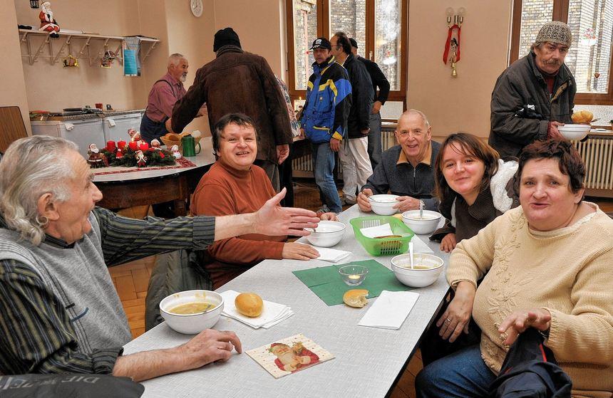 Suppenküche braucht Hilfe - Mannheimer Morgen - Mannheimer Morgen
