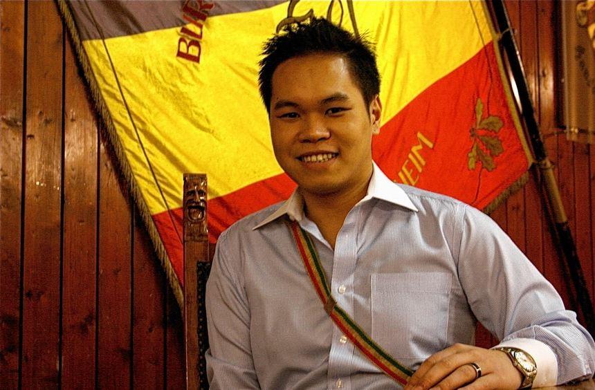 Hansea-Mitglied Kai Ming Au bedauert den Austritt aus dem Verband.