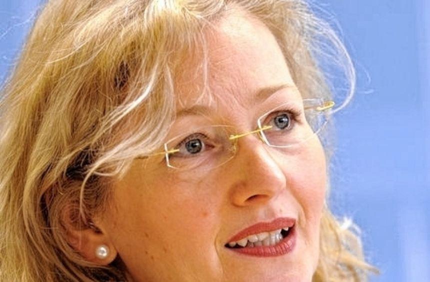 Bis zur Amtsübergabe ist Gabriele Warminski-Leitheußer im Urlaub.