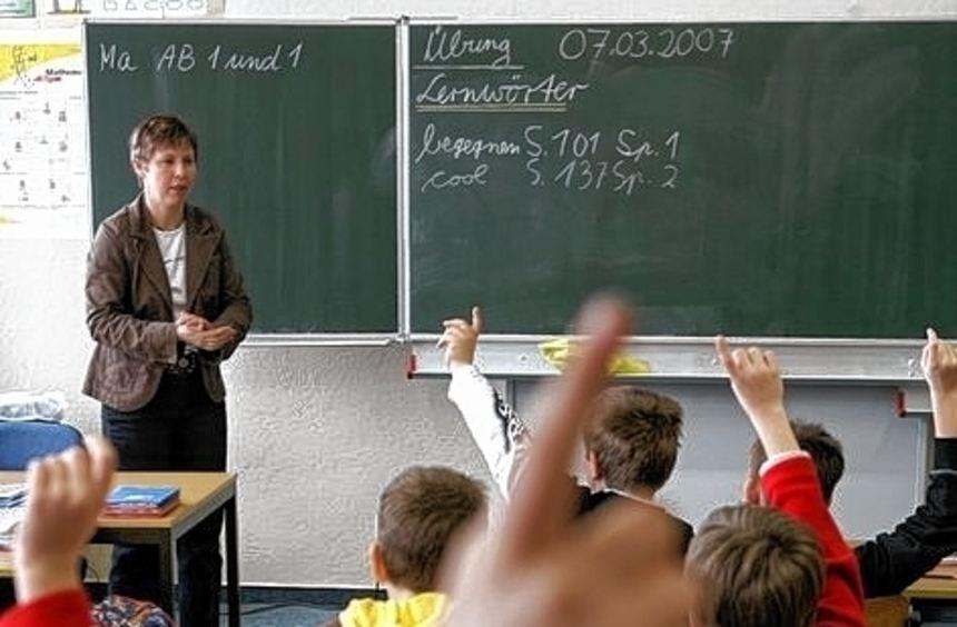 Klar geregelt: Der Staat beaufsichtigt das Schulwesen in Deutschland.