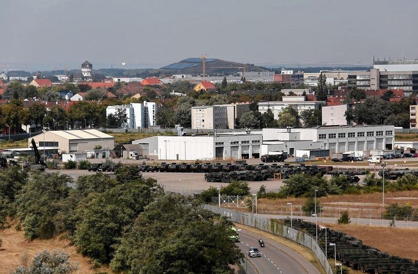 Der Bezirksbeirat Wallstadt erkundigte sich nach den aktuellen Plänen für eine Bundesgartenschau ...