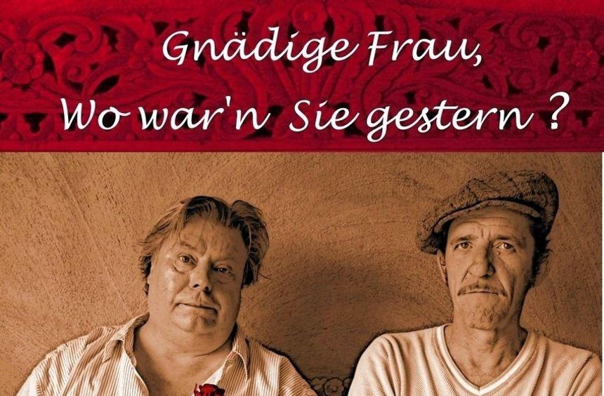 Zwei Charakterköpfe: Gerhard Piske (l.) und Laurent Leroi.