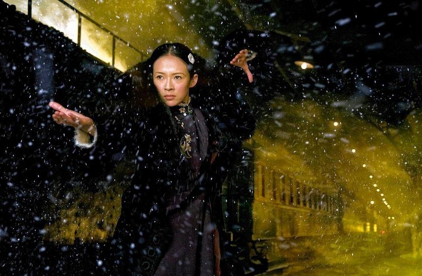 "Eröffnungsfilm: Zhang Ziyi in Wong Kar-Weis ""The Grandmaster"" ."