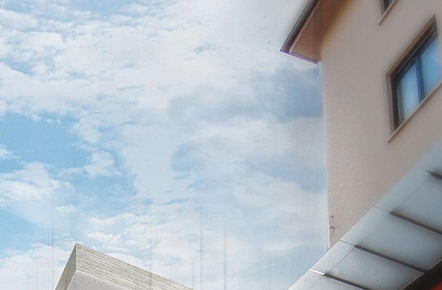 Das neue Stadtquartier Q 6/Q 7, hier von P 6 aus gesehen: Engelhorn wird dort in Zukunft nun doch ...