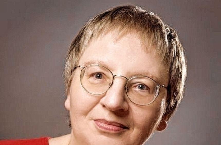 "Daniela Ziegler hat ""Wi ma halt so redd!"""" verfasst."