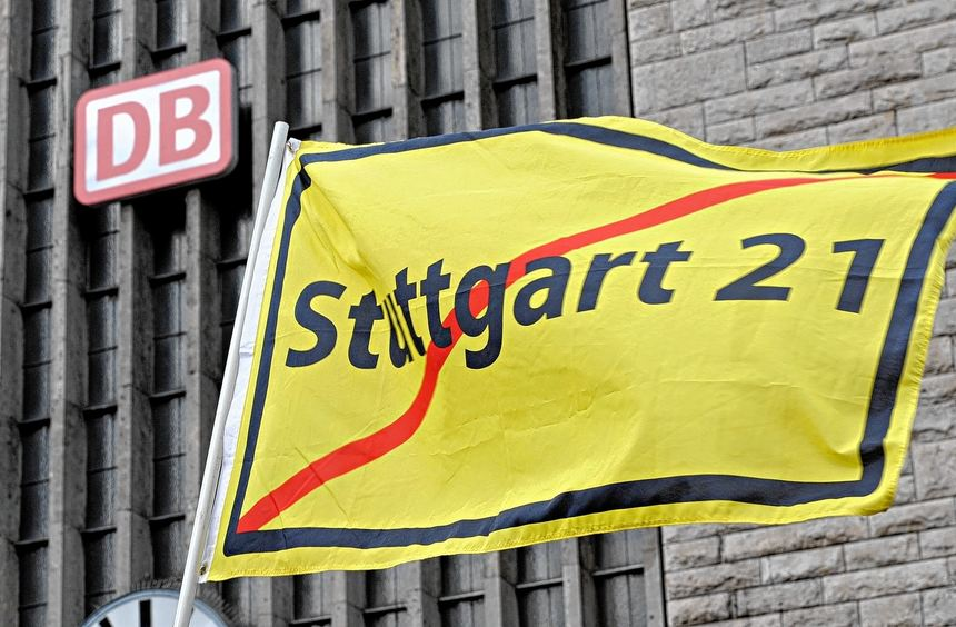Weiterbauen oder nicht, das ist bei Stuttgart 21 jetzt die alles entscheidende Frage.