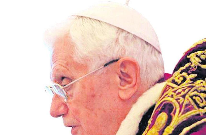 Ein Papst in Pension - auch der Vatikan tut sich schwer mit dem Rücktritt von Benedikt XVI.