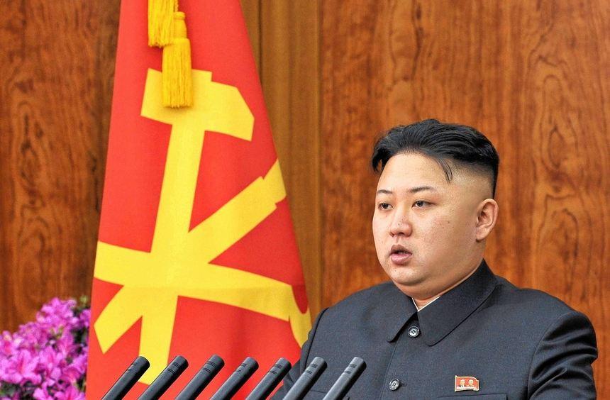 Nordkoreas Machthaber Kim spielt erneut seine höchste Trumpfkarte im Poker um sein Atomprogramm ...