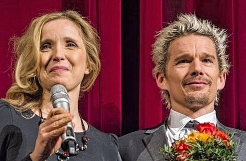 Traumpaar auf der Leinwand: Julie Delpy und Ethan Hawke.