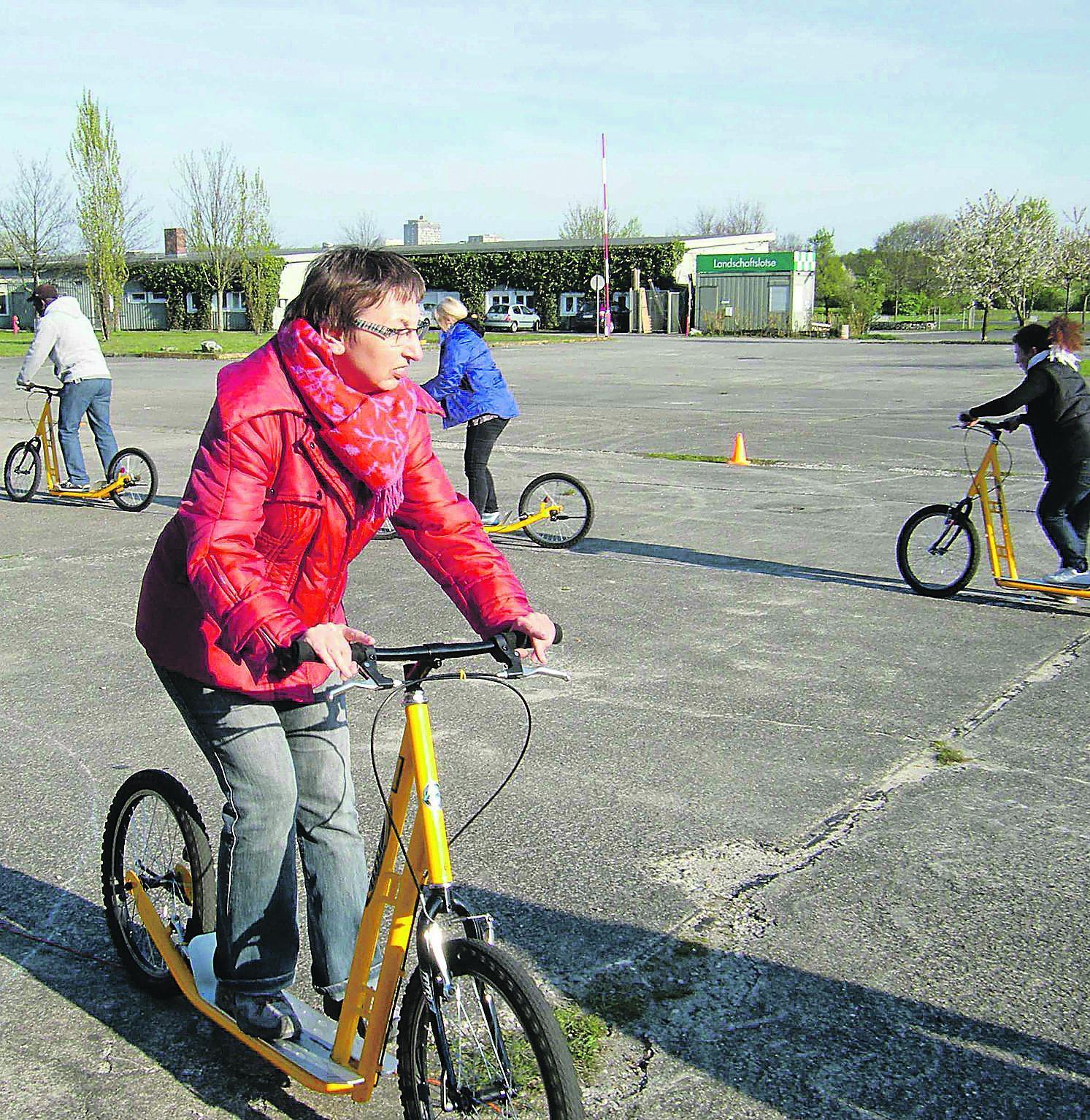 In Zehn Tagen Vom Roller Aufs Fahrrad Ludwigshafen